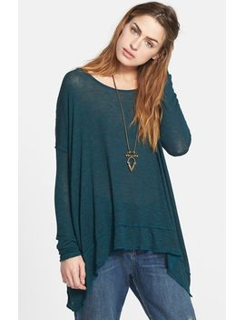 chasing-you-drop-shoulder-hacci-top by free-people