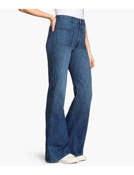 wide-leg-jeans by h&m