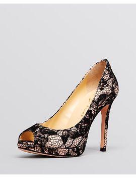 peep-toe-platform-pumps---maggie-high-heel by ivanka-trump