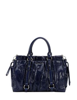 bluette-pleated-leather-convertible-bag by miu