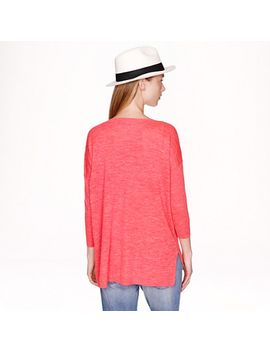 tunic-sweater by jcrew