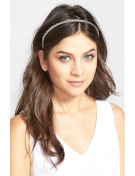 natasha-couture-braid-shine-headband by tasha