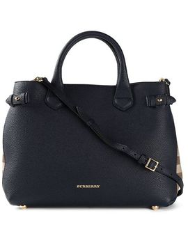 medium-banner-tote by burberry