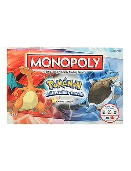 pokemon-monopoly-game by hot-topic