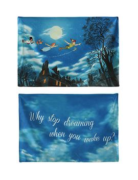 disney-peter-pan-pillowcase-set by hot-topic