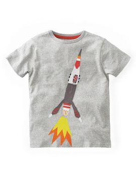 vehicle-appliqué-t-shirt by boden
