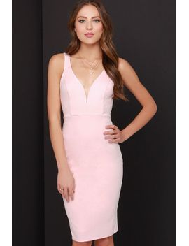 gracefully-yours-light-pink-dress by lulus