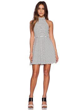 find-me-guilty-halter-dress by minkpink