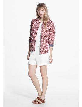 floral-reversible-jacket by mango