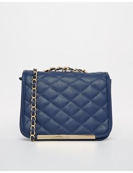 french-connection-quilted-cross-body-bag by french-connection