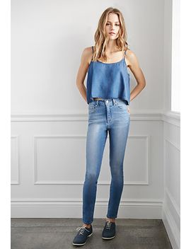 classic-high-waisted-jeans by forever-21