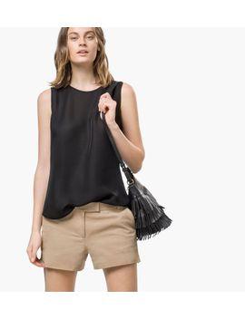 sleeveless-shirt by massimo-dutti