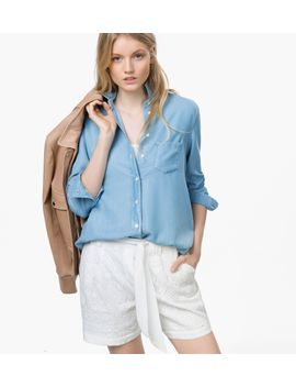 denim-shirt by massimo-dutti