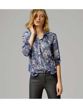 cotton-and-silk-floral-shirt by massimo-dutti