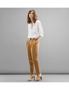limited-edition-pleated-trousers by massimo-dutti