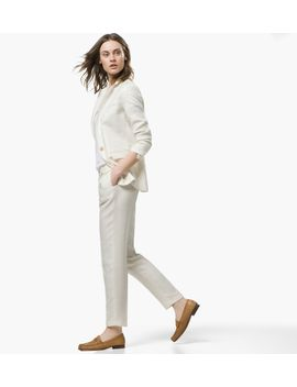 melange-suit-trousers by massimo-dutti