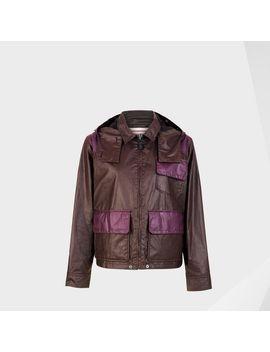 original-waxed-hunting-jacket by hunter