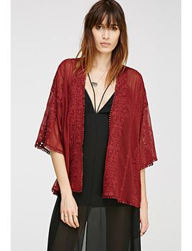 embroidered-sheer-kimono by forever-21