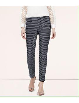 petite-striped-denim-riviera-pants-in-marisa-fit by loft