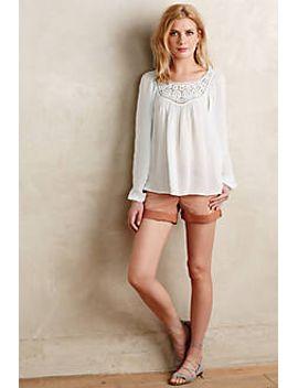 pilcro-hyphen-chino-shorts by pilcro