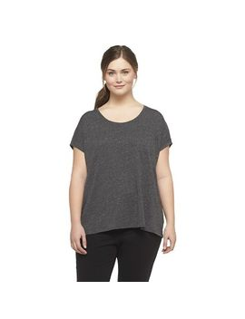 target-:-expect-more-pay-less by -womens-plus-size-sleep-tee-shirt---xhilaration®