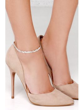 step-by-step-silver-anklet by lulus