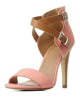 crisscross-ankle-strap-heels by charlotte-russe