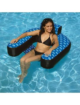 covered-suspended-chair-pool-lounger by swimline