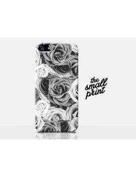 black-friday-sale,-floral-iphone-6-case,-etsy-gifts,-gift-for-her,-roses-iphone-6-case,-iphone-6-case-vintage,-shabby-chic-floral-phone-case by thesmallprintcases