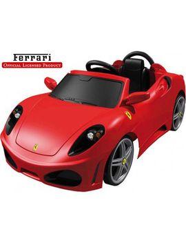 feber-ferrari-f430-6v-battery-powered-car by big-toys