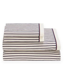 ticking-stripe-180-thread-count-sheet-set-by-tommy-hilfiger by tommy-hilfiger