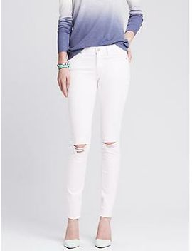 distressed-white-skinny-ankle-jean by banana-repbulic