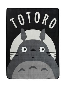 studio-ghibli-my-neighbor-totoro-character-plush-throw by hot-topic