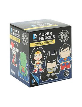 dc-comics-superheroes-mystery-minis-blind-box-figure by hot-topic