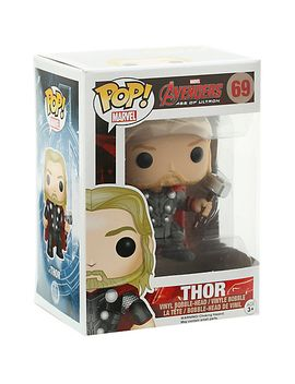 funko-marvel-avengers:-age-of-ultron-pop!-thor-vinyl-bobble-head by hot-topic