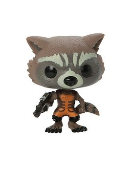 funko-marvel-guardians-of-the-galaxy-pop!-rocket-raccoon-vinyl-bobble-head by hot-topic