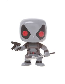 funko-marvel-universe-pop!-deadpool-x-force-variant-bobble-head by hot-topic