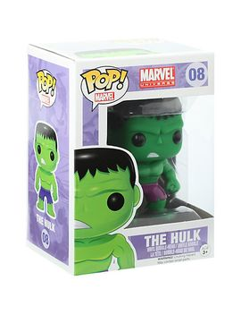 funko-marvel-pop!-the-hulk-vinyl-bobble-head by hot-topic