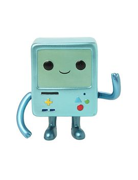 funko-adventure-time-pop!-beemo-metallic-vinyl-figure by hot-topic