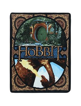 the-hobbit:-the-battle-of-the-five-armies-super-plush-throw by hot-topic