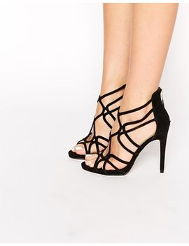 miss-kg-freya-black-multi-strap-heeled-sandals by miss-kg