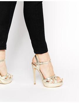 miss-kg-eva-gold-snake-effect-print-platform-sandals by miss-kg