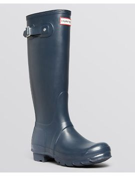 womens-original-tall-matte-boots by hunter