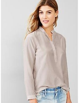 silk-cotton-popover by gap