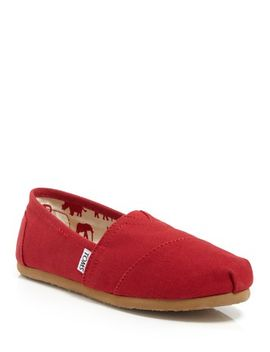 womens-classic-canvas-slip-ons by toms