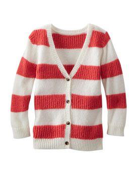 striped-super-soft-cardigan by oshkosh