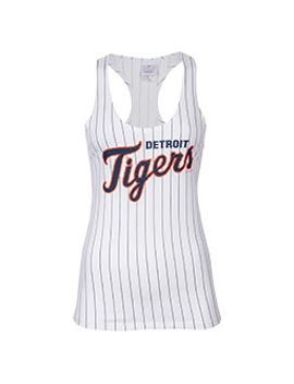 womens-new-era-detroit-tigers-mlb-pinstripe-tank by new-era