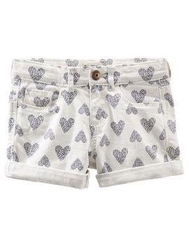 printed-stretch-twill-shorts by oshkosh