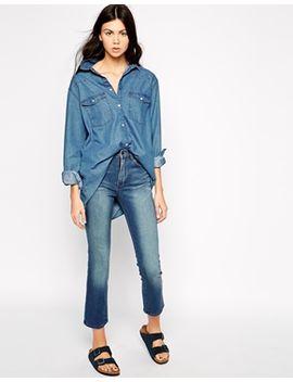 dr-denim-florence-high-waist-straight-leg-jeans by dr-denim