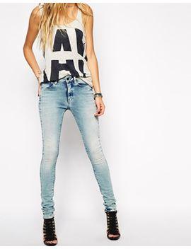 g-star-3301-high-waist-skinny-jeans by g-star
